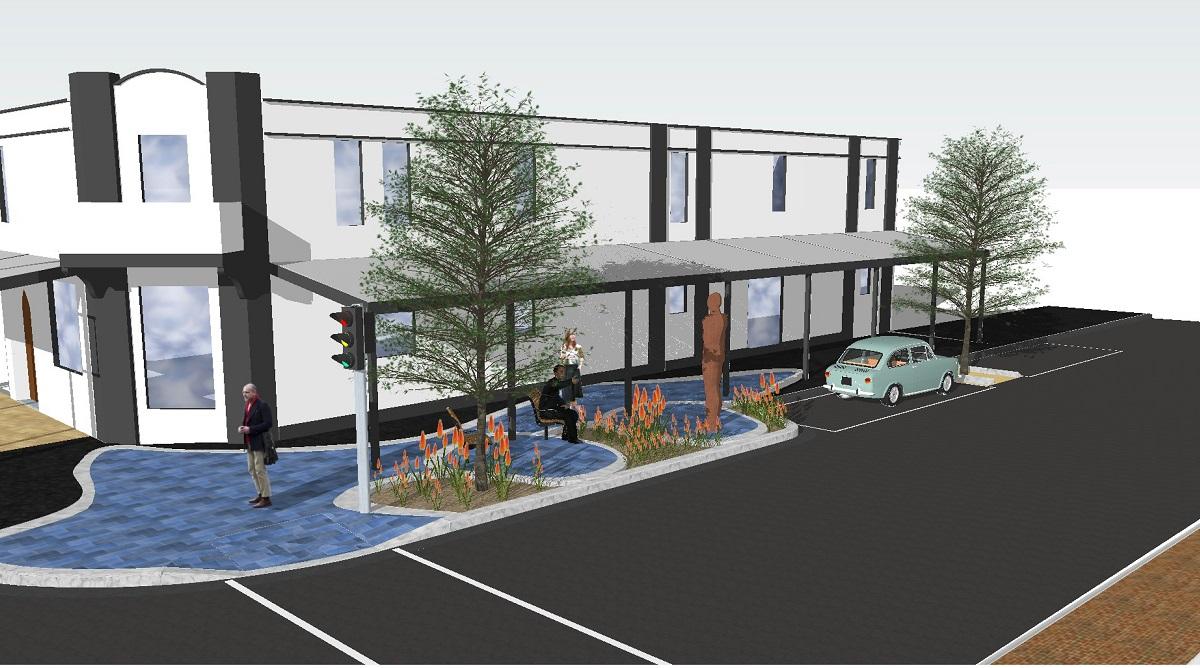 Arrival Indicators Project Yarra Street Concept Design